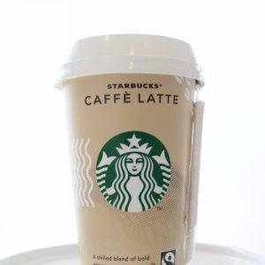 Caffé latte Starbucks
