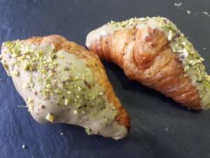 2 Croissans de pistacho 9