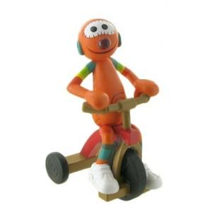 Muñeco Mic triciclo 15