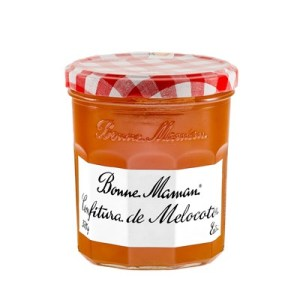 "1 Mini mermelada de Melocotón ""Bonne Maman"" 23"