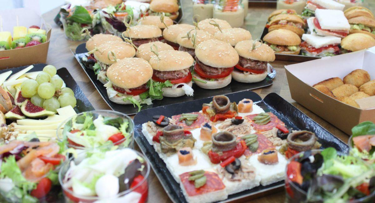 Lunch & Finger Food Barcelona