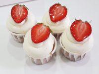 Mini cupcakes de Vainilla & Berries 15