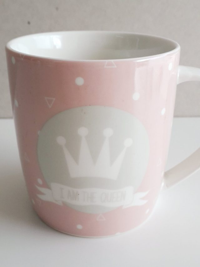 """Taza - """"I'm the queen"""" 12"""
