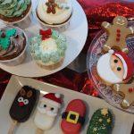 Mesa dulce de Navidad