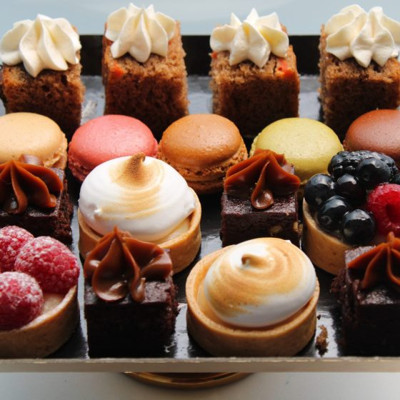 mini pastelería barcelona