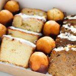 Plumcakes y mini muffins