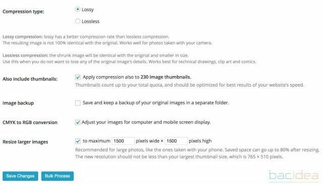 วิธีทำให้เว็บโหลดเร็วขึ้นด้วยการลดขนาดไฟล์ภาพสำหรับ wordpress - Screen Shot 2015 10 25 at 13 - วิธีทำให้เว็บโหลดเร็วขึ้นด้วยการลดขนาดไฟล์ภาพสำหรับ Wordpress