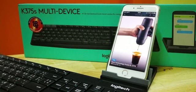 รีวิว Logitech K375s Multi-Device Keyboard ตัวเดียวเฟี้ยวทุกระบบ - IMG 20161227 225157 1200x565 2 - รีวิว Logitech K375s Multi-Device Keyboard ตัวเดียวเฟี้ยวทุกระบบ