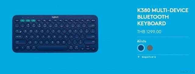 รีวิว Logitech K375s Multi-Device Keyboard ตัวเดียวเฟี้ยวทุกระบบ - Image 014 2 - รีวิว Logitech K375s Multi-Device Keyboard ตัวเดียวเฟี้ยวทุกระบบ