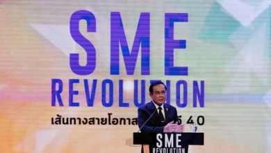 เดินชมงาน SME Revolution แบบ Thailand 4.0 - prime minister 2 - เดินชมงาน SME Revolution แบบ Thailand 4.0