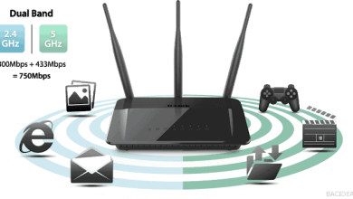 รีวิว D-Link Wireless AC750 Dual Band Router ฉบับรวบลัด - dir 809 ac750 dual band technology 2 - รีวิว D-Link Wireless AC750 Dual Band Router ฉบับรวบลัด
