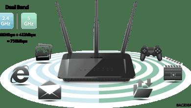 รีวิว D-Link Wireless AC750 Dual Band Router ฉบับรวบลัด - รีวิว D-Link Wireless AC750 Dual Band Router ฉบับรวบลัด