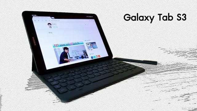 รีวิว samsung galaxy tab s3 ที่สุดของ android tablet - รีวิว Samsung Galaxy Tab S3 ที่สุดของ Android Tablet