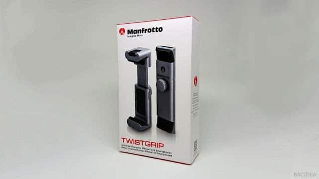 - รีวิว Manfrotto Twistgrip ก้านจับมือถือสำหรับต่อพ่วงอุปกรณ์ ขนาดพกพา