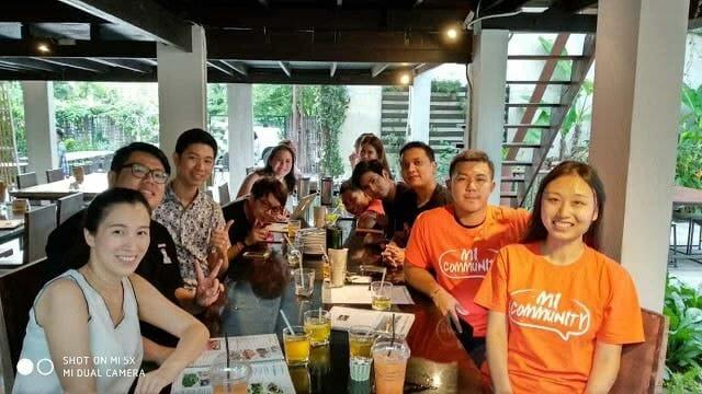 - Photo Aug 19 20 47 37 2 - อีกครั้งกับการร่วมงานกับ Xiaomi ในงาน Mi Community