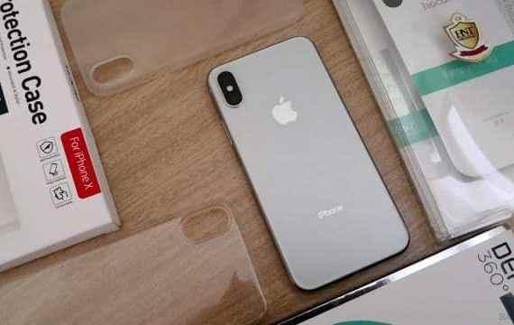 - 2018 01 18 10 - แนะนำเคสบางราคาถูกสำหรับ iPhone X