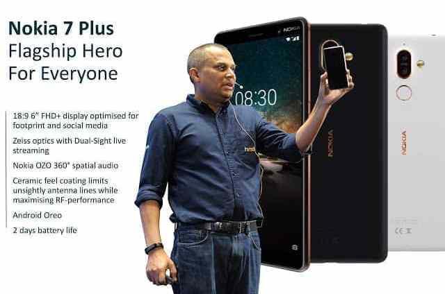 - 02 2 - HMD Global เปิดตัว Nokia ในไทย 3 รุ่นรวด Nokia 7 plus, New Nokia 6 และ Nokia 1