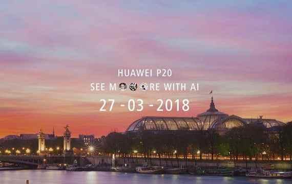 - HuaweiP20Tease 1 - 27 มีนาคมนี้เตรียมพบกับ Huawei P20 ที่มหานครปารีส ประเทศฝรั่งเศส