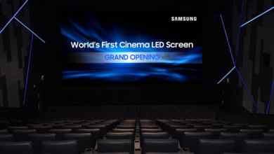 """- ซัมซุงร่วมกับเมเจอร์ ซีนีเพล็กซ์ เปิดตัวโรงภาพยนตร์ """"Samsung LED Cinema"""" ครั้งแรกในไทยและเอเชียตะวันออกเฉียงใต้"""