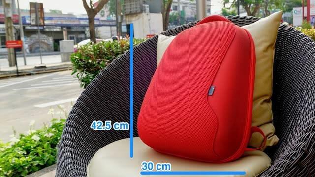 - DXO 0266  2 - รีวิวกระเป๋าเป้กันขโมย Cozistyle City Backpack ARIA ถึกทนและมีสไตล์