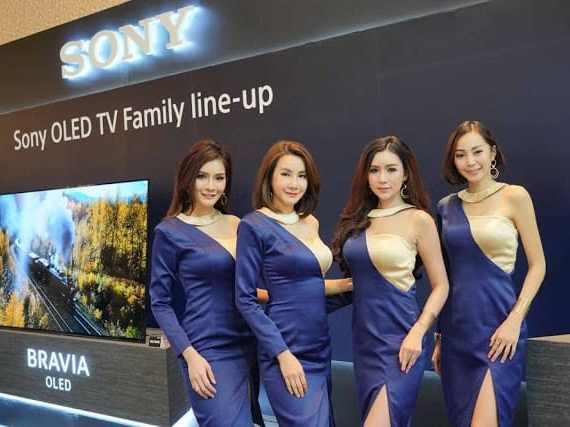 - Pic SonyBRAVIATV2018 03 1 - โซนี่ส่งกองทัพทีวีบราเวียครบไลน์รุกตลาดทีวีจอใหญ่ในไทย พร้อมเปิดตัว BRAVIA 4K HDR OLED TV รุ่นล่าสุด