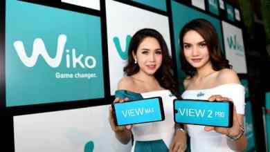 - Wiko เปิดตัว View2 Pro  และ View Max พร้อมจุดเด่นหน้าจอ FullView ปลดล็อกด้วยใบหน้าในราคาคุ้มค่า