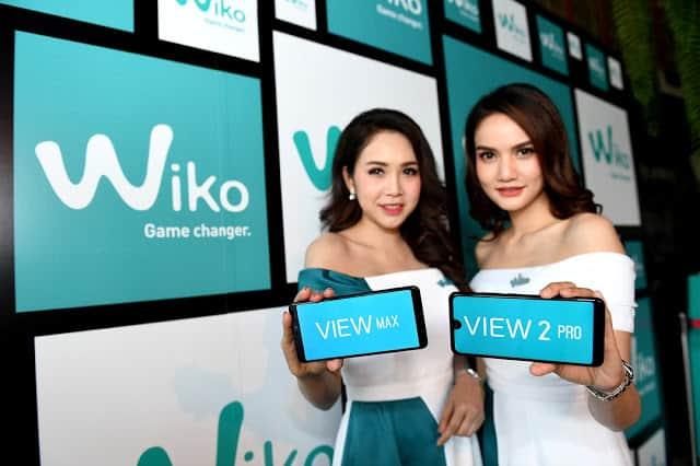 - DSC 8026 1 2 - Wiko เปิดตัว View2 Pro  และ View Max พร้อมจุดเด่นหน้าจอ FullView ปลดล็อกด้วยใบหน้าในราคาคุ้มค่า