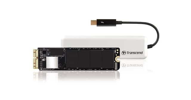 - เปิดตัว Transcend JetDrive 855/850 PCIe NVMe SSD ชุดอัปเกรดสำหรับเครื่องแมค