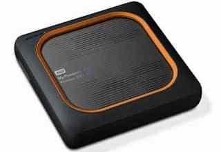 - WD My Passport Wireless SSD เครื่องเก็บข้อมูลพกพาแบบ SSD รองรับ SD Card และแอป FiLMiC Pro