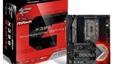 - ASROCK Fatal1ty X399 Professional Gaming 1 2 - เมนบอร์ด ASROCK Fatal1ty X399 Professional Gaming เมนบอร์ดบ้าพลังสำหรับสาวกค่ายแดง AMD