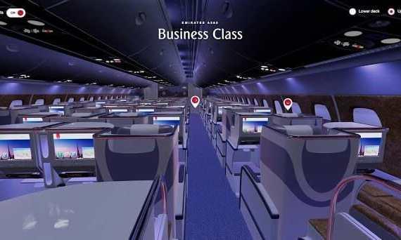 - EK web virtual reality technology 03 2 - เอมิเรตส์ จัดเต็มเทคโนโลยี virtual reality บนเว็บไซต์ emirates.com