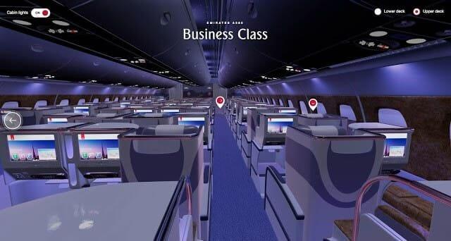 - เอมิเรตส์ จัดเต็มเทคโนโลยี virtual reality บนเว็บไซต์ emirates.com