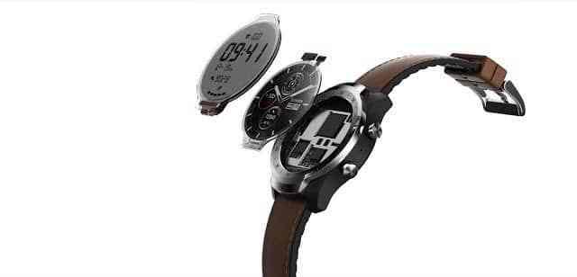 Mobvoi เปิดตัว TicWatch Pro สมาร์ทวอชระบบ Wear OS ใช้งานต่อเนื่องได้ 30 วัน รองรับ NFC Payment และมี GPS - Mobvoi เปิดตัว TicWatch Pro สมาร์ทวอชระบบ Wear OS ใช้งานต่อเนื่องได้ 30 วัน รองรับ NFC Payment และมี GPS