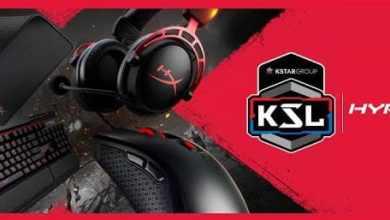 - HyperX 2 - HyperX เป็นผู้สนับสนุนอุปกรณ์เกมมิ่งอย่างเป็นทางการของ Blizzard Korea StarCraft League
