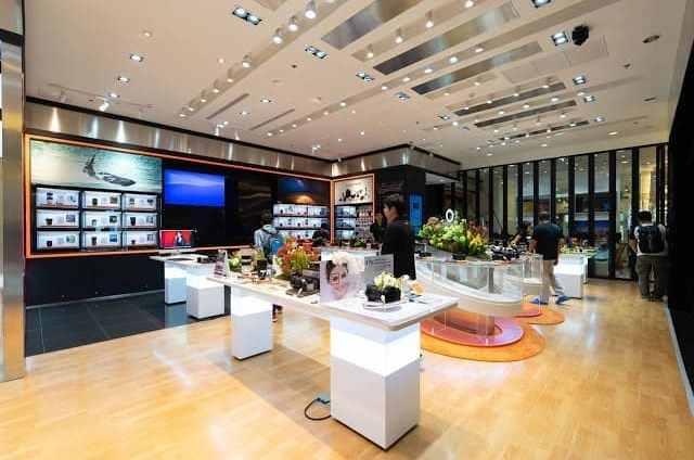 - Pic SonyStoreSiamParagon 05 1 - ปรับโฉม Sony Store สยามพารากอน ยกเครื่องครั้งใหญ่ ยกระดับประสบการณ์บันเทิง