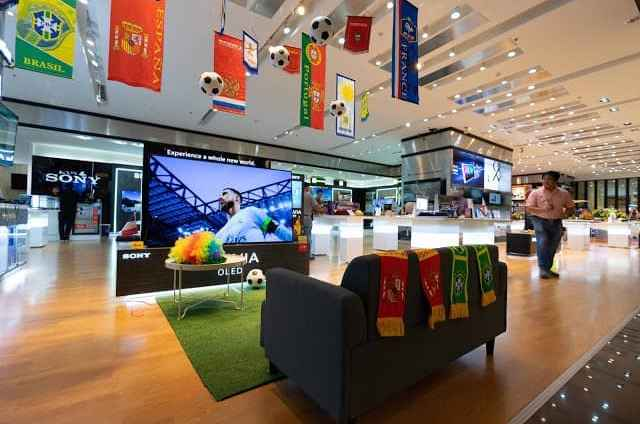 - Pic SonyStoreSiamParagon 18 1 - ปรับโฉม Sony Store สยามพารากอน ยกเครื่องครั้งใหญ่ ยกระดับประสบการณ์บันเทิง