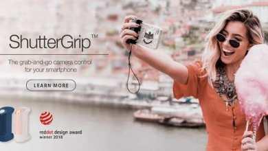 - รีวิว Just Mobile ShutterGrip อุปกรณ์ที่ช่วยให้ถ่ายรูปด้วยมือถือได้ง่ายขึ้น ประหนึ่งถือกล้องคอมแพค