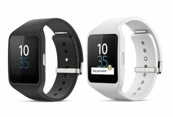 - Sony Smartwatch 3 Black White e1435245126170 2 - รวมที่สุดของเทคโนโลยีใน Sony Xperia มีอะไรบ้างมาดูกัน