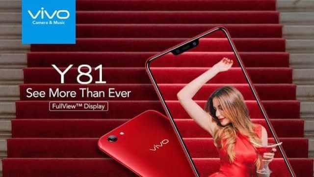 - Y81 180702 0005  2 - ส่งรุ่นเล็กลงตลาดกับ Vivo Y81 ราคา 6,999 บาท พร้อมสโลแกน See More Than Ever