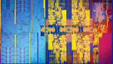 - 8th Gen Intel Core U series processor die 800x535 2 - Intel เปิดตัวชิปประมวลผลสำหรับแล็ปท็อปรุ่นใหม่ รองรับ Wi-Fi ระดับ Gigabit