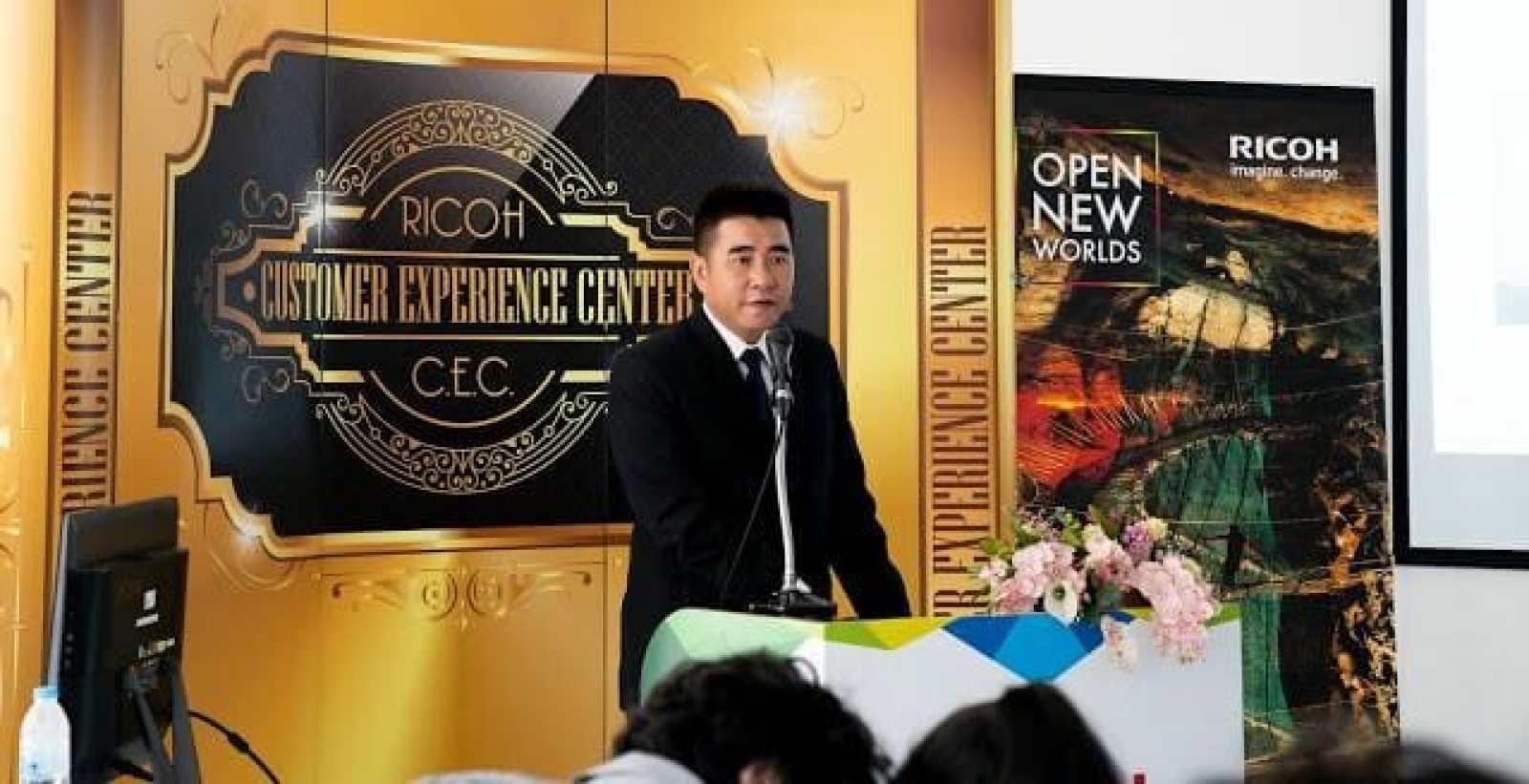 - DSC07810 2 - RICOH เปิดตัวผลิตภัณฑ์ใหม่ RICOH Pro T7210 และ RICOH Pro C7200x /C7210x ที่ RICOH Asia Pacific Customer Experience Center หรือ CEC