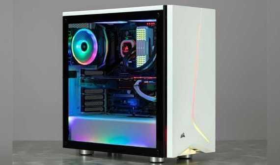 - spec 06 rgb hero 1 crop 2 - CORSAIR เปิดตัวเคส Carbide Series SPEC-06 RGB เสริมทัพในตระกูล Carbide Series