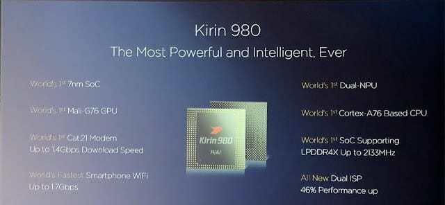 - 2018 09 1318 - Kirin 980 กับความเป็นที่สุด ชิปเซ็ตที่จะยกระดับวงการสมาร์ทโฟน