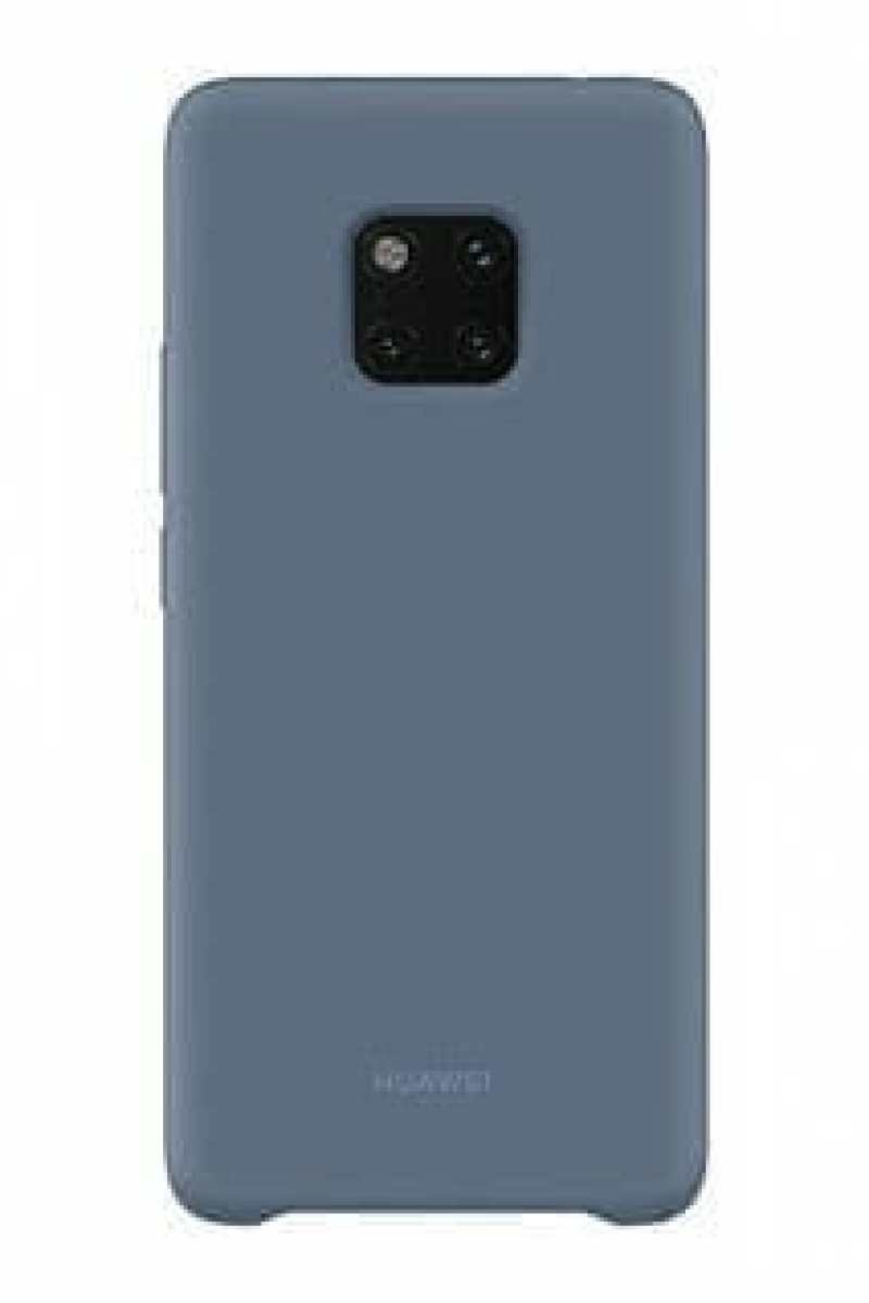 - Huawei Mate 20 Pro Silicone Cover 5 2 - ภาพหลุด Huawei Mate 20 Pro เป็นไปตามข่าวลือ พร้อม Huawei NM Card ซึ่งเป็น microSD แบบฉบับ Huawei