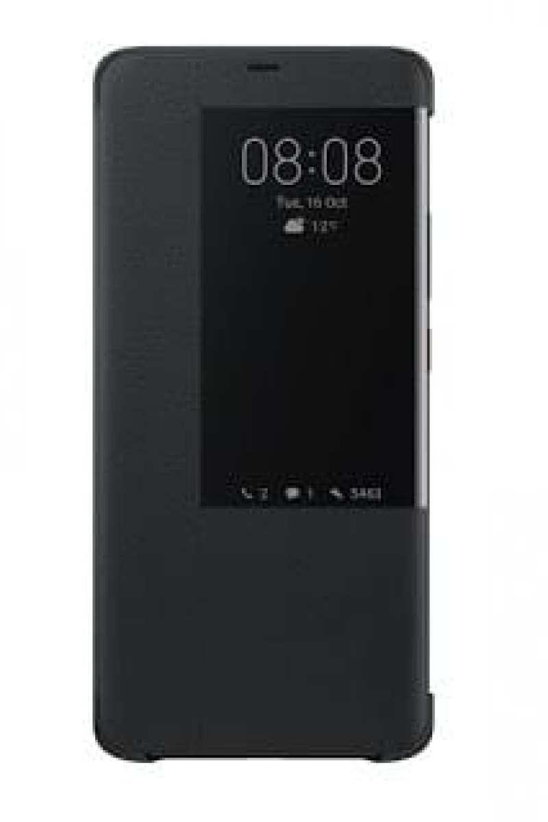 - Huawei Mate 20 Pro Smart View Cover 1 2 - ภาพหลุด Huawei Mate 20 Pro เป็นไปตามข่าวลือ พร้อม Huawei NM Card ซึ่งเป็น microSD แบบฉบับ Huawei