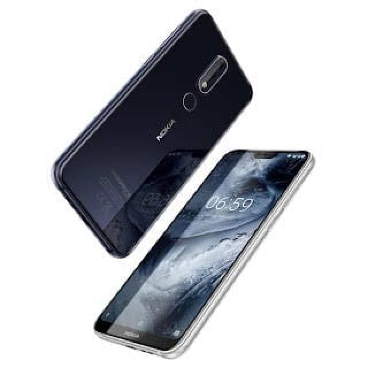 - Nokia 6 - Nokia เปิดตัว Nokia 6.1 Plus สมาร์ทโฟนจอใหญ่ไร้ขอบที่ทุกคนรอคอย
