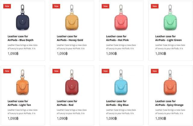 - รีวิว Cozistyle Leather case for AirPods เคสหนังสำหรับ AirPods