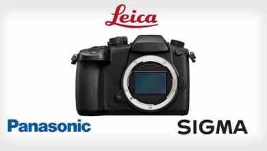 - สำนักข่าวลือรายงาน Leica, Panasonic, Sigma จับมือกันพัฒนากล้อง Full Frame Mirrorless