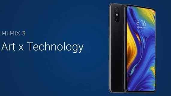 - 145228cpua7hchzhl6keu7 2 - Xiaomi เปิดตัว Xiaomi Mi Mix 3 หน้าจอ 6.4 นิ้ว กล้องสไลด์