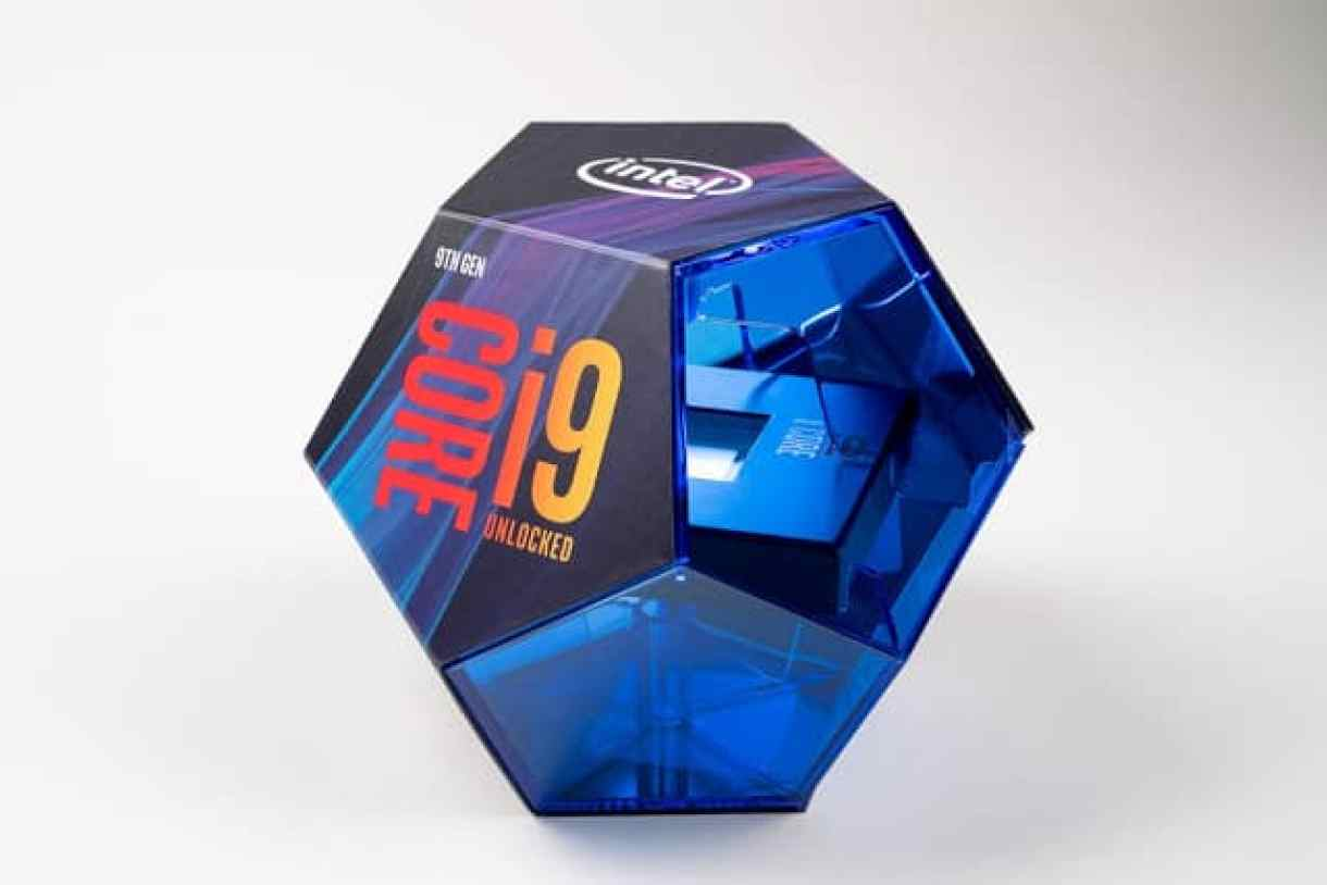 - Intel 9th Gen Core 1328Large29 1 - Intel ประกาศเปิดตัวโปรเซสเซอร์ Intel Core i9-9900K Gen 9 ซึ่งเป็นเกมมิ่งโปรเซสเซอร์ที่ดีที่สุดในโลก